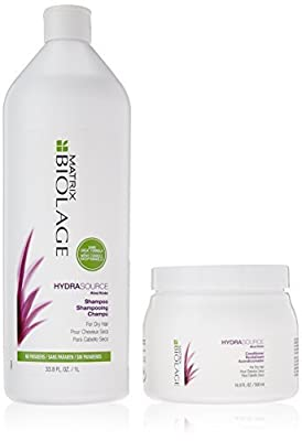 Matrix Biolage Hydra Source Shampoo & Conditioner Combo Pack