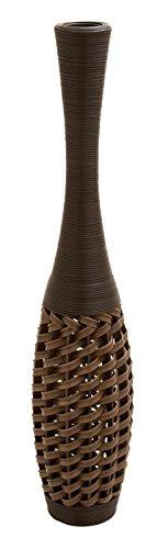 Deco 79 PE Vase, 47 by 10-Inch -