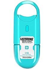 Lege fles, Gergxi7.7ml Mini Pocket Cool Mint Orale Mist Spray Mond Natuurlijke Smaak Tandheelkundige Slechte Adem Remover Behandeling, Blauw