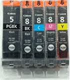 Canon 5 Ink Cartridge Set for IP420