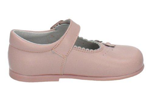 PETIT SER , Ballerines pour fille - Rouge - rose, 22 EU