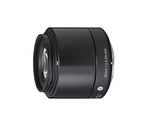 Sigma 60mm F2.8 EX DN Art (Black) for Sony SE