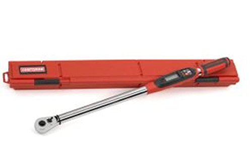 Electronic Torque Wrench, 1/2 in. Drive Model 47712 New