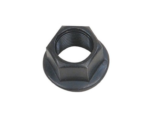 Hub 14 Mm Axle (Hub Axle Nut, 14mm Front/Rear Black)
