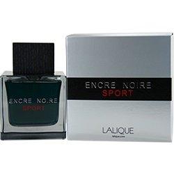 ENCRE NOIRE SPORT LALIQUE EDT SPRAY 3.3 OZ MEN