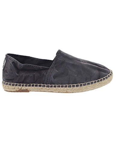 Uomo Juta Navy Natural Blue World Blu Espadrillas qnT6w8S6EZ