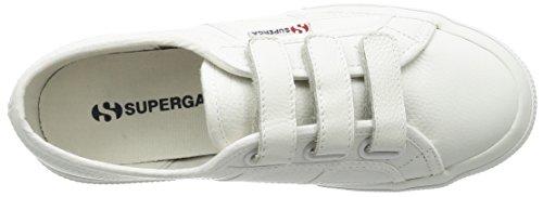 efgl3velu Collo Adulto White Unisex 2750 Superga a Basso Sneaker 6qTWwH