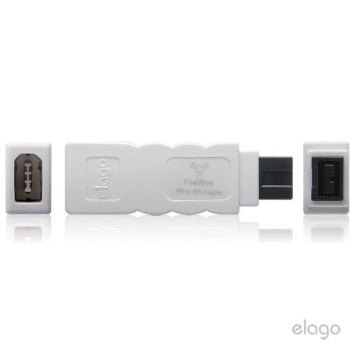 elago FireWire Adapter MacBook computers