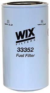 WIX Filters - 33352 Heavy Duty Spin-On Fuel Filter, Pack of 1 by Wix