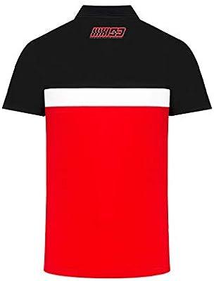 Marc Marquez - Polo Bicolor para Hombre MM93 - Oficial 2019 Medium ...