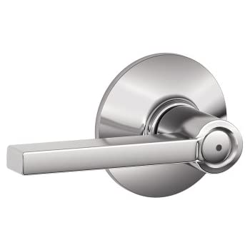 Schlage F59 Lat 625 Latitude Interior Lever With Deadbolt