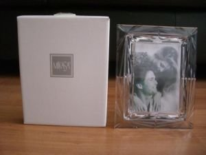 mikasa celebrity austrian crystal frame 5x7