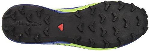 Salomon Chaussures De Course Trailcross Pro 2 Trail Surfez Sur Le Web, Vert Citron, Noir