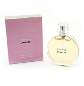 Chance Chanel Perfume For Women By Chanel In Eau De Toilette Spray 1.7 Oz  (50 d34993bc19e0