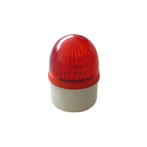 ALEKO LM140110V Small Alarm Flash Lamp Siren for Gates Gate Opener Garage Door