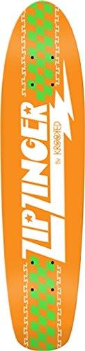 Krooked Zip Zinger Classic Deck - 7.5x30.35 Org