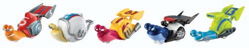 (Dreamworks Turbo Movie Moments Shell Racers The Racing League Vehicle)