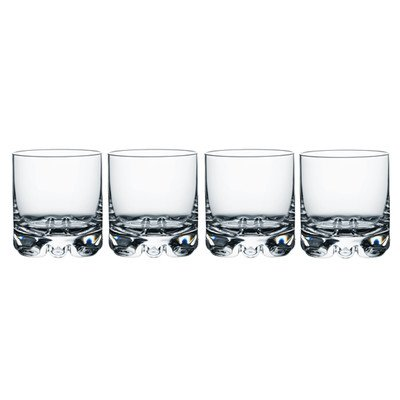 - Orrefors Erik 11.5 Ounce Old Fashioned Glass, Set of 4