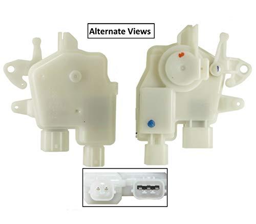 - Power Door Lock Actuator Compatible w/Honda Acura Left/Driver Side 72155SDAA01 Quick Delivery