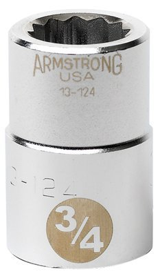 Armstrong Tools 13-144 3/4