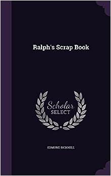 Book Ralph's Scrap Book