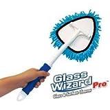 Glass Wizard Pro Microfiber Cleaning Bonnet