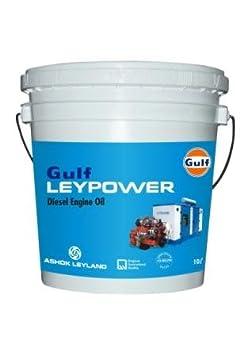 Gulf LeyPower Diesel Engine Oil: Amazon in: Car & Motorbike