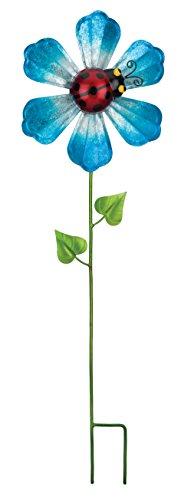 Regal Art & Gift 5486 Ladybug Flower Spinner by Regal Art & Gift