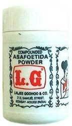LG Hing (Asafoetida) 50gms