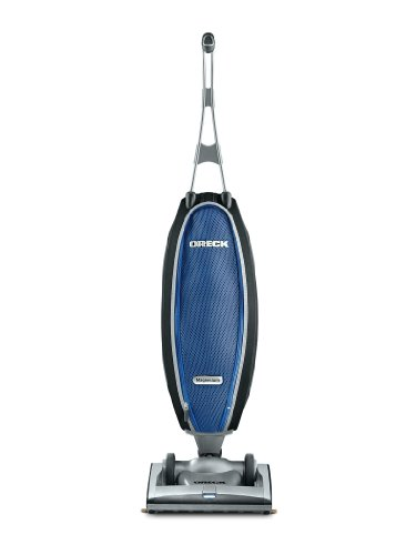 Oreck Magnesium RS Swivel-Steering Bagged Upright Vacuum, LW1500RS – Corded