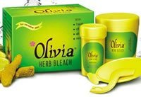 60 gms OLIVIA HERB BLEACH 8906036550804
