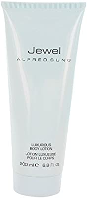 ALFRED SUNG Jewel Perfume 6.8 oz Body Lotion (unboxed) FOR WOMEN by Alfred Sung