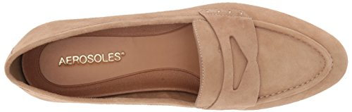 Women's Suede Light Out Tan Aerosoles Loafer Map 4dwqxKfU