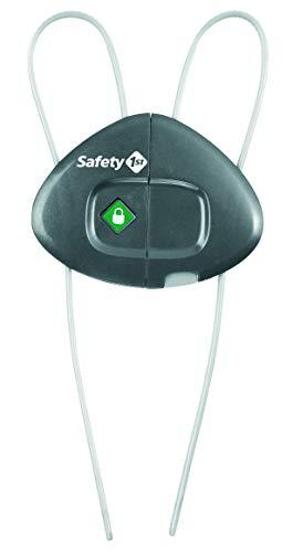 Trava Flexível Safety 1st, Preto