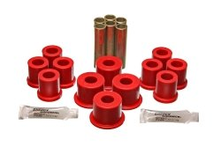 Energy Suspension 4.2117R Front Spring Bushing Set for Ford 4WD