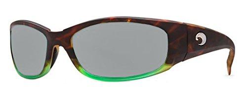 ff1c409c5 Costa Del Mar Sunglasses - Hammerhead- Glass / Frame: Matte Tortuga Fade  Lens: Polarized Silver Mirror Wave 580 Glass