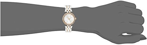 Michael Kors Women's Two-Tone Petite Darci Watch