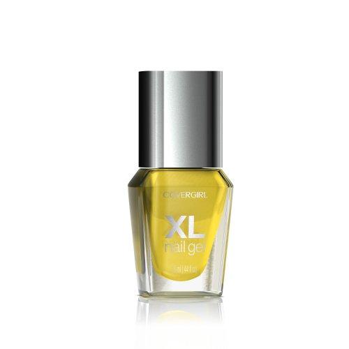 COVERGIRL Xl Nail Gel Haughty Lemon 740 0.44 Fl Oz