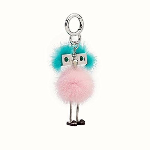 df6969f27e81 Amazon.com  Chick Mink Fur Charm