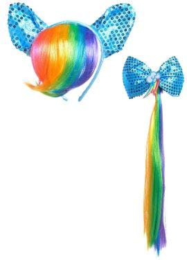 My Little Pony Rainbow Dash Tail - SUIT YOURSELF My Little Pony Rainbow