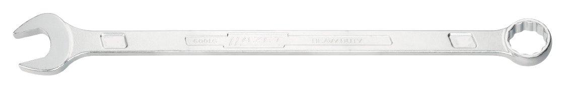 Schl/üsselweite 19 mm extra lang Hazet 600LG-19 Ring-Maulschl/üssel