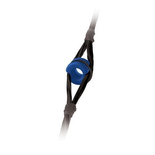TRUGLO Centra Peep Pro 3/16' Blue