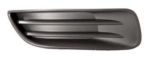 Partslink Number TO1039103 OE Replacement Toyota Corolla Front Passenger Side Bumper Insert