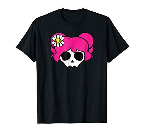 Girly Skull Design for Halloween Popular Halloween Costume
