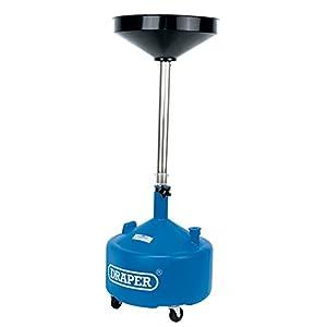 Draper 23612 Dispositif de vidange d'huile télescopique de 30 l Draper 23612