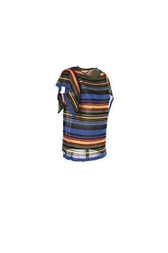 Maglia Donna Kaos Twenty Easy L Blu Hp3fp010 Primavera Estate 2017
