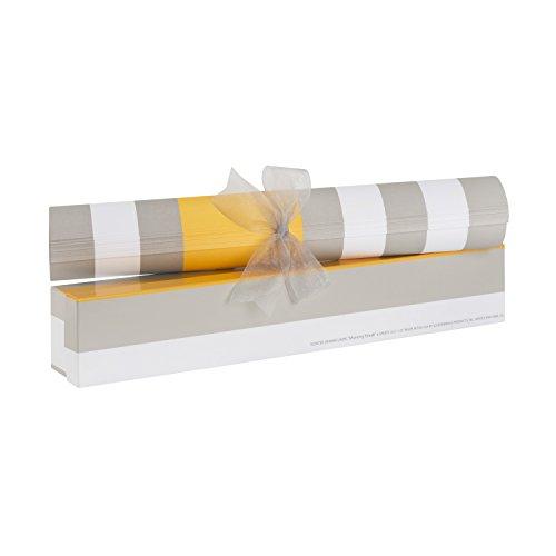 Scentennials MORNING STREAK Scented Fragrant Shelf & Drawer Liners 16.5'' x 22'' (6 sheets) - Great for Dresser, Kitchen, Bathroom, Vanity & Linen Closet by Scentennials