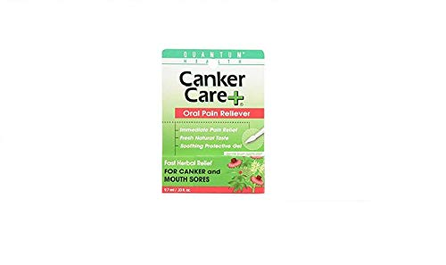 Quantum Health, Canker Care + Liquid Gel, .33 Ounces