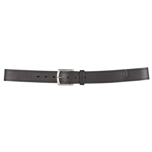 5.11 Tactical 32-34 Inch Arc Leather Belt, Medium, Black