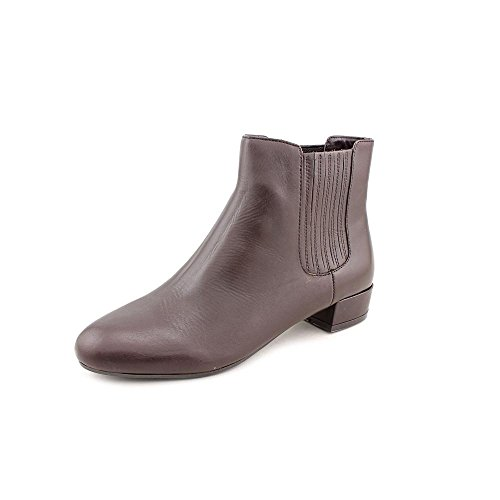 Marc Fisher Kellen Women's Boots Dark Brown Leather Size 8 M